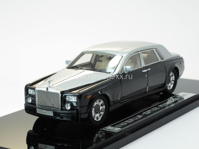 2019 Rolls Royce Phantom Silver photo - 4