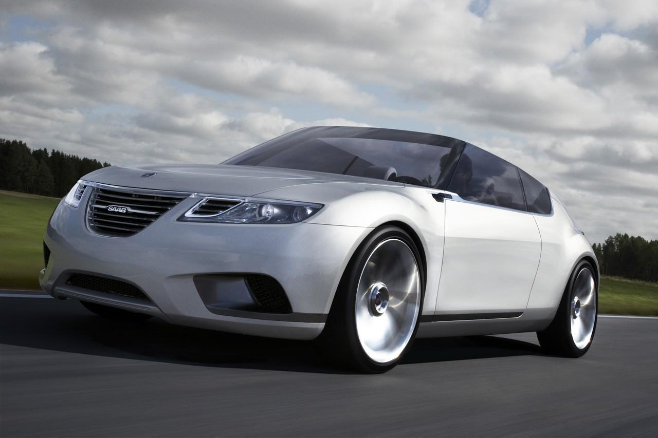 2019 Saab 9 X Air BioHybrid Concept photo - 3