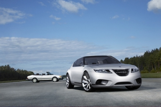 2019 Saab 9 X Air BioHybrid Concept photo - 4