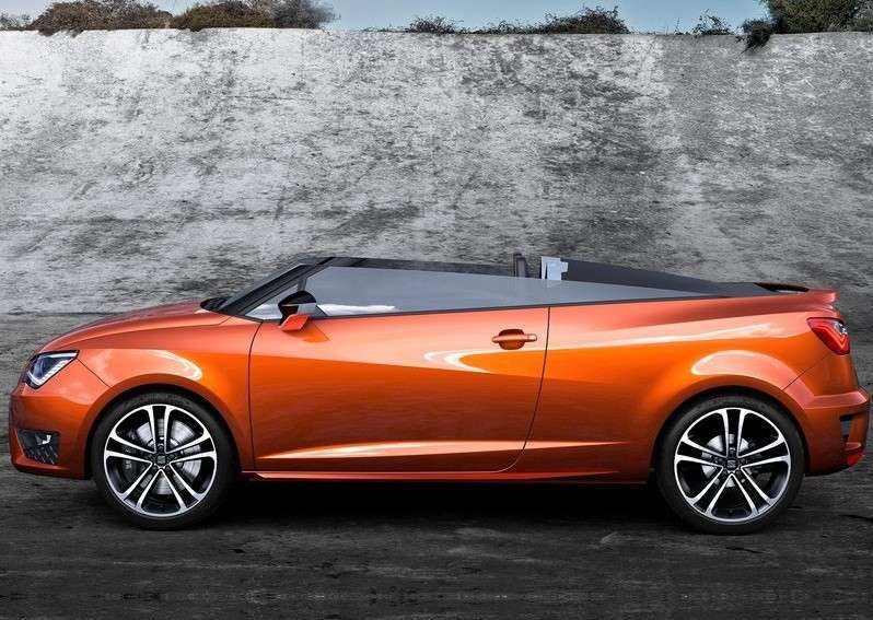 2019 Seat Ibiza Cupster Concept photo - 4