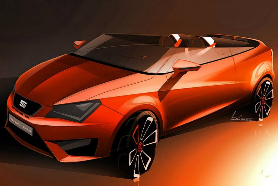 2019 Seat Ibiza Cupster Concept photo - 6