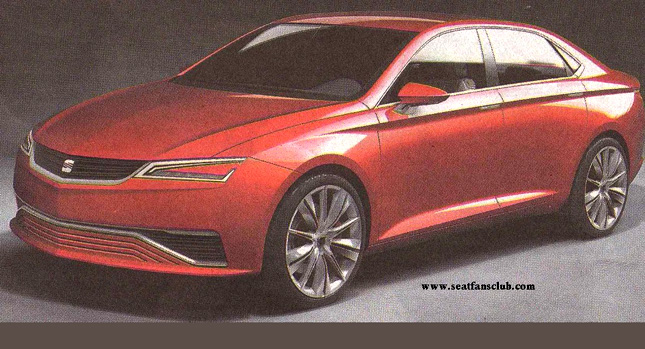 2019 Seat IBL Concept photo - 1