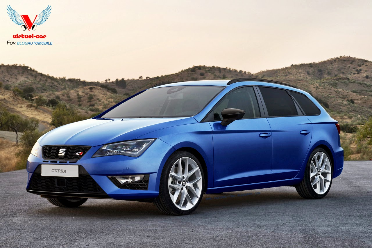 2019 seat leon st cupra car photos catalog 2018. Black Bedroom Furniture Sets. Home Design Ideas