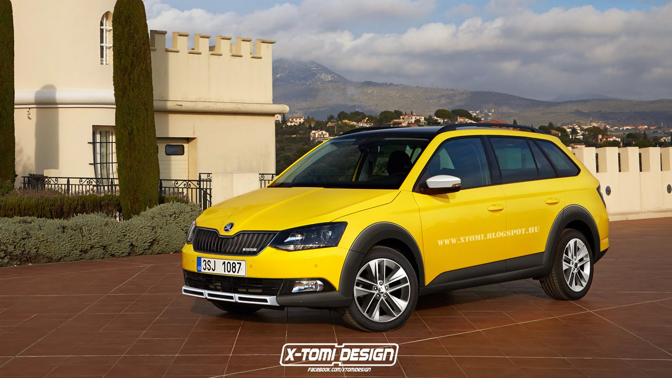 2019 skoda fabia combi scout car photos catalog 2018. Black Bedroom Furniture Sets. Home Design Ideas