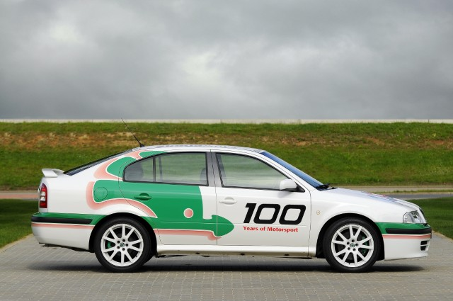 2019 Skoda Octavia RS WRC Limited Edition photo - 6