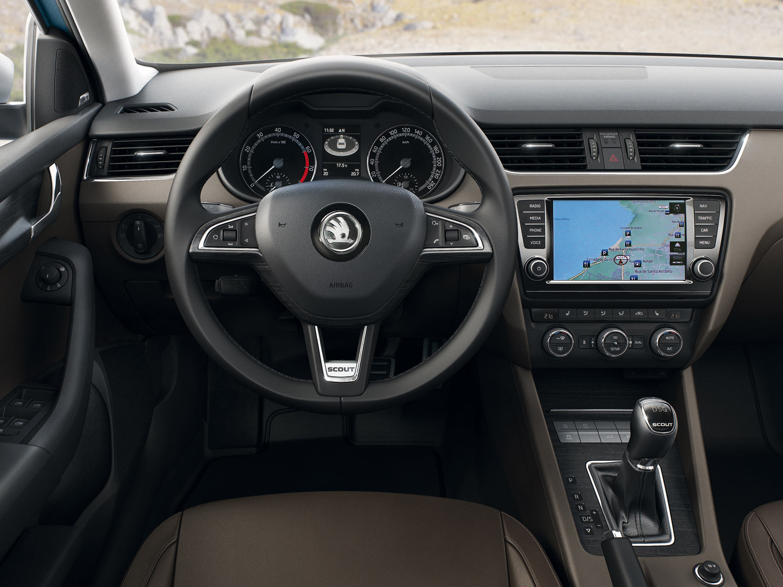 2019 Skoda Octavia Scout photo - 4
