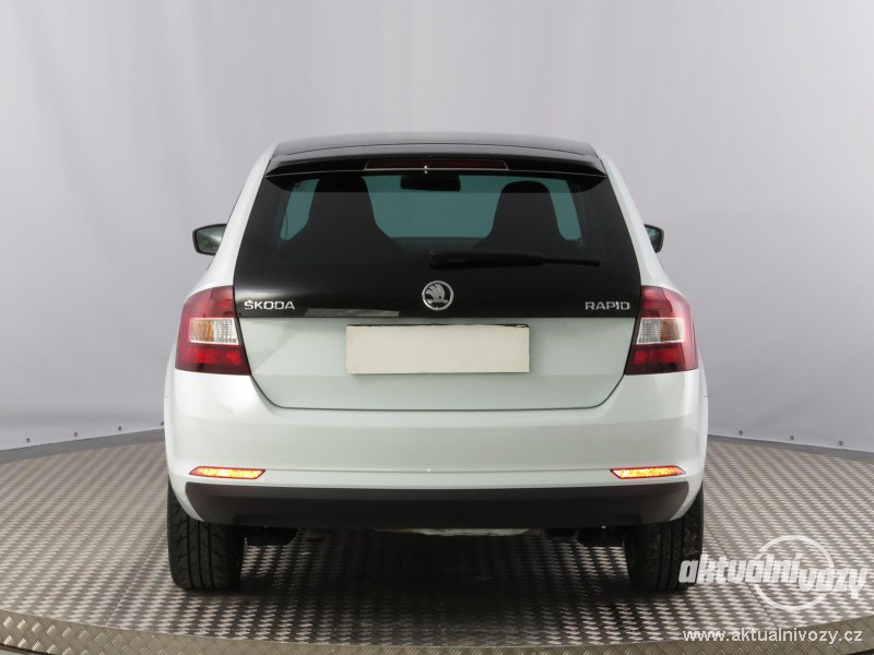 2019 Skoda Rapid Spaceback photo - 1