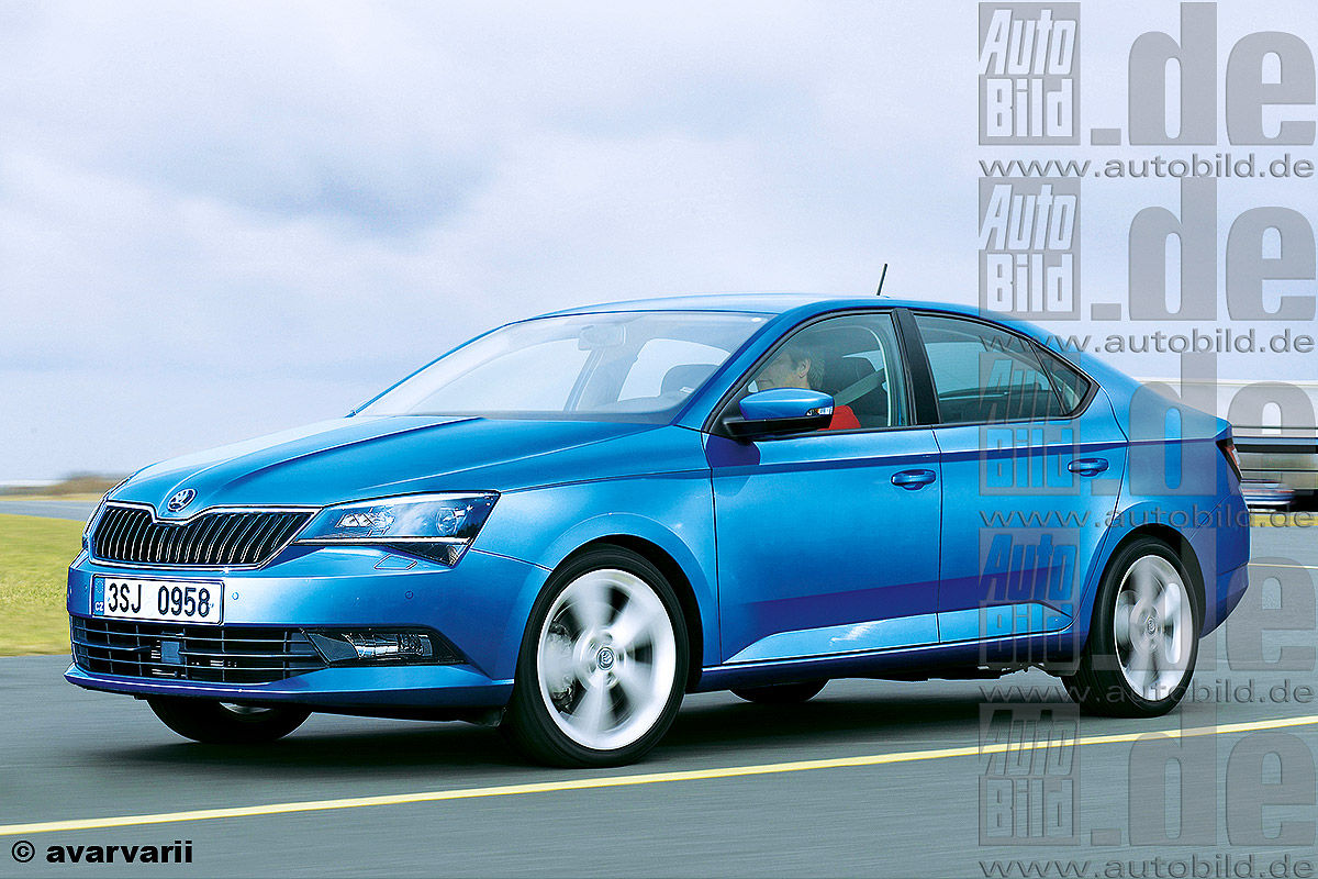 2019 Skoda Rapid Spaceback photo - 6