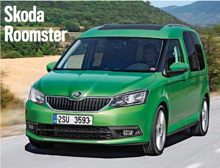 2019 skoda roomster car photos catalog 2018. Black Bedroom Furniture Sets. Home Design Ideas