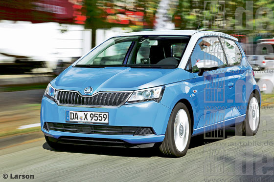 2019 Skoda Roomster Scout photo - 2