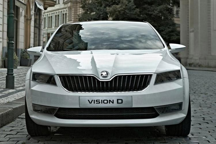 2019 Skoda Superb Design photo - 1