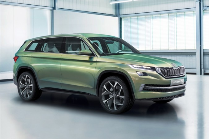 2019 Skoda Superb Design photo - 3