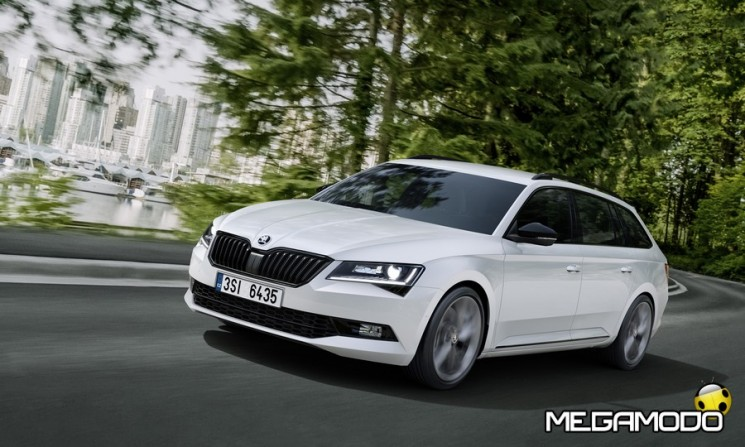 2019 Skoda Superb Design photo - 6