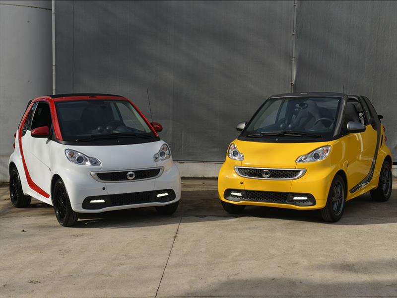 2019 Smart fortwo coupe photo - 1