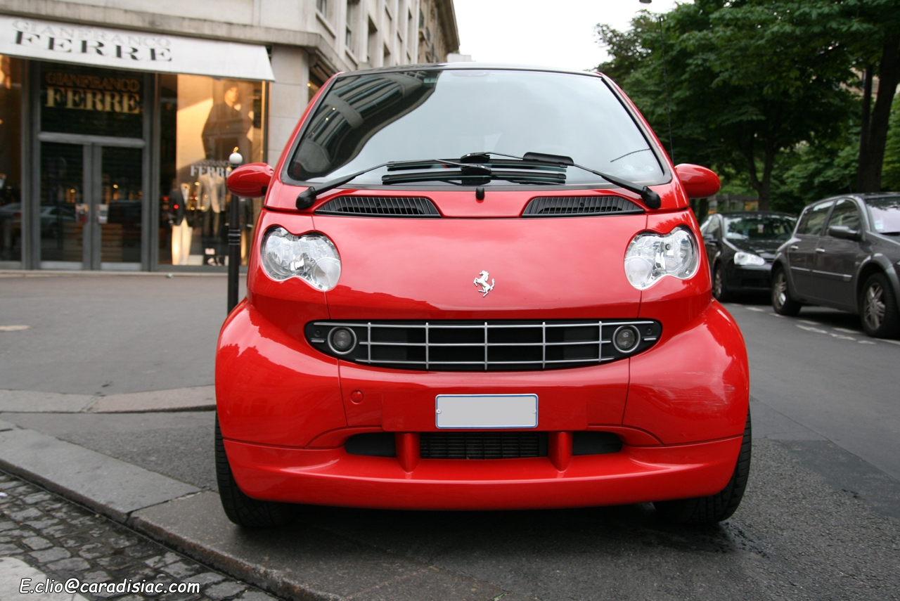 2019 Smart fortwo edition red photo - 2