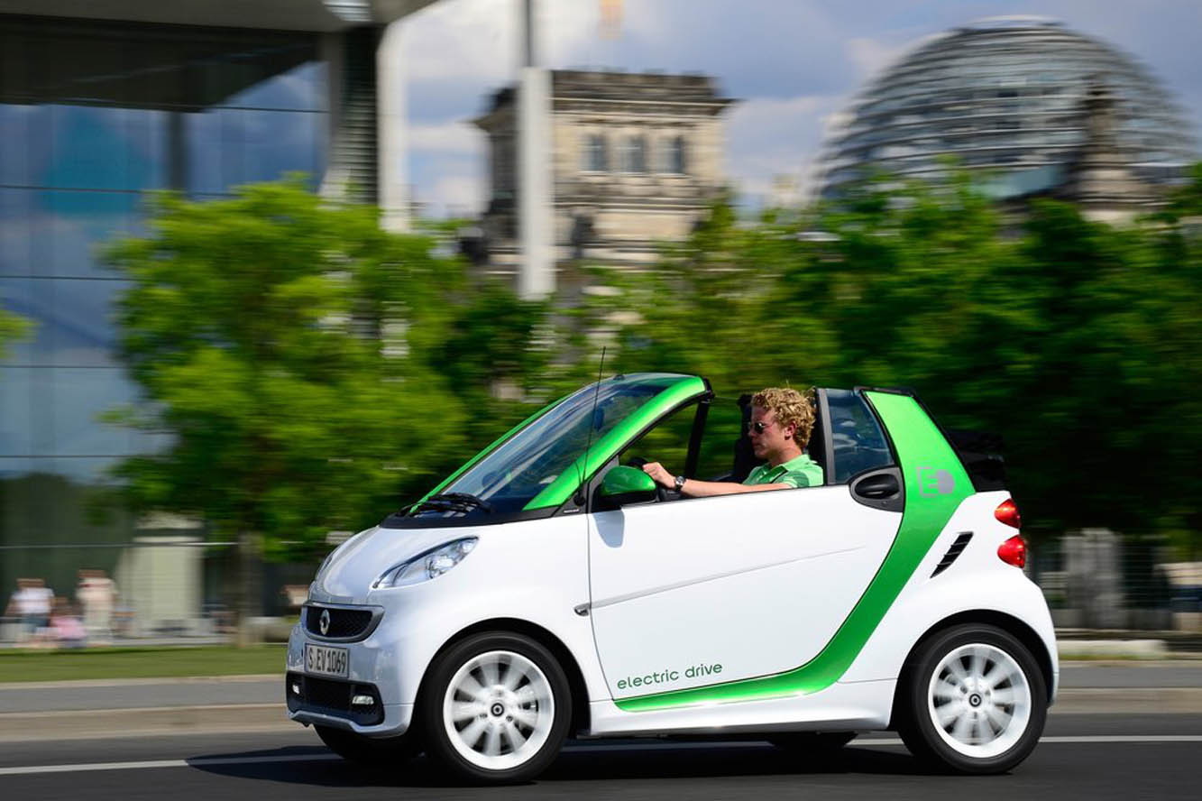 2019 Smart fortwo electric drive photo - 2
