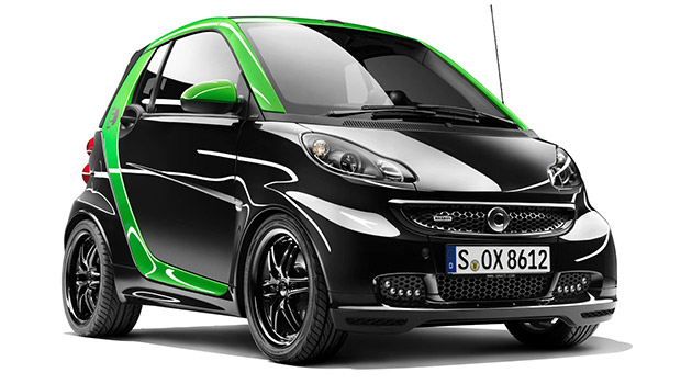 2019 Smart fortwo electric drive photo - 3