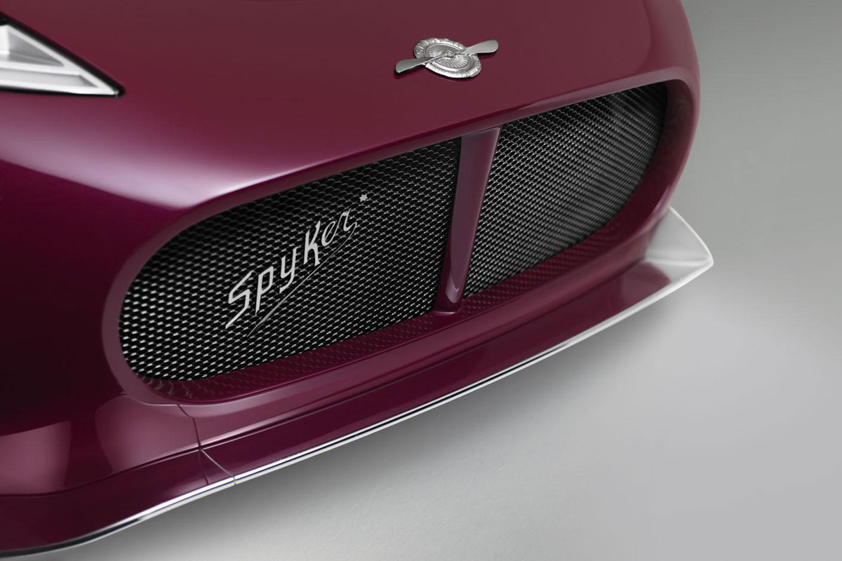 2019 Spyker B6 Venator Concept photo - 2