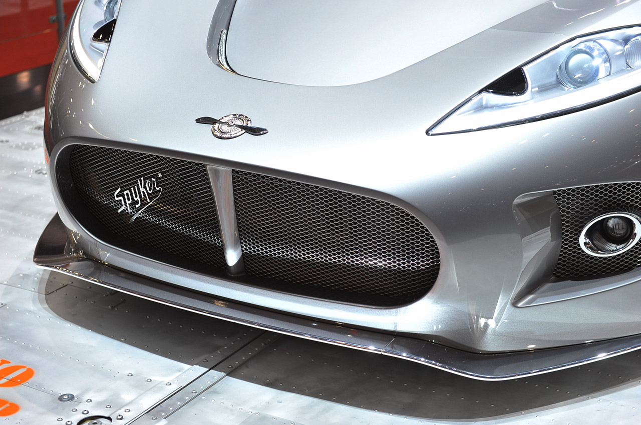 2019 Spyker B6 Venator Concept photo - 4