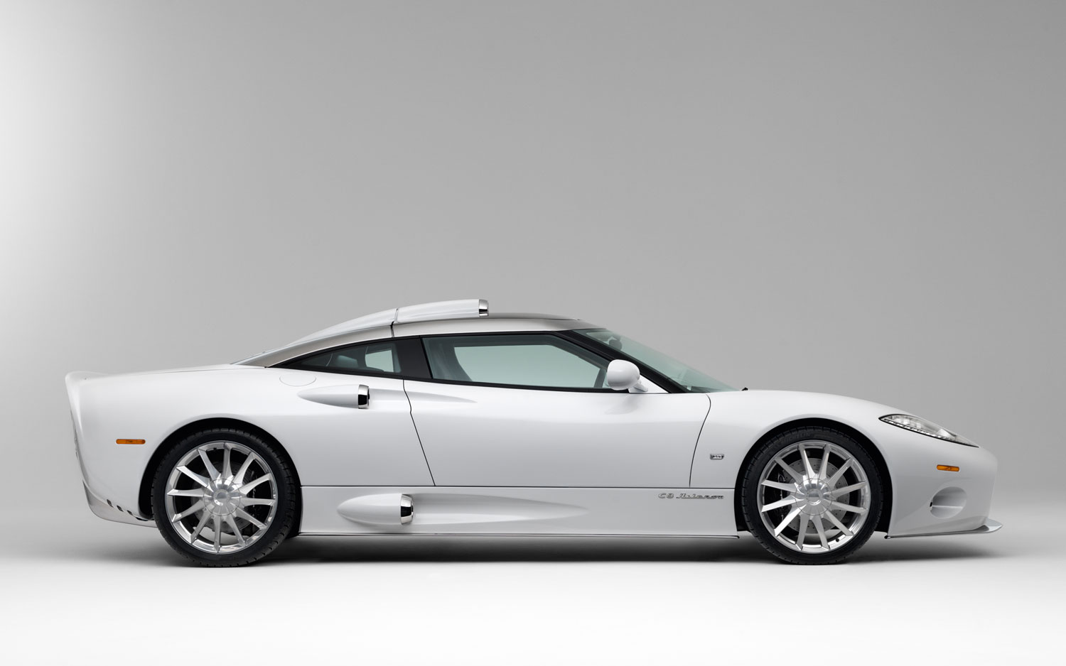 2019 Spyker C8 Aileron photo - 1