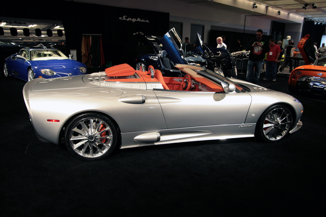 2019 Spyker C8 Aileron photo - 2