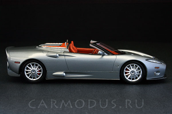 2019 Spyker C8 Aileron Spyder photo - 2