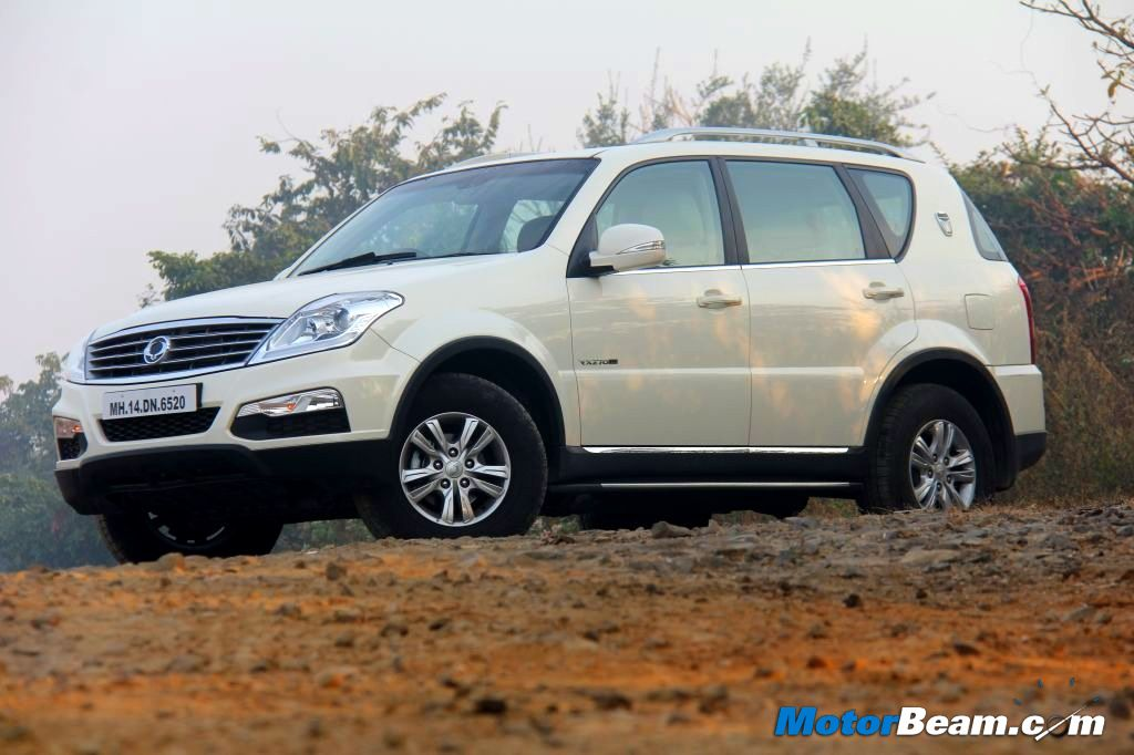 2019 SsangYong Rexton R Line photo - 5