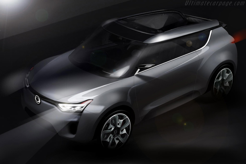 2019 SsangYong XIV 2 Concept photo - 2
