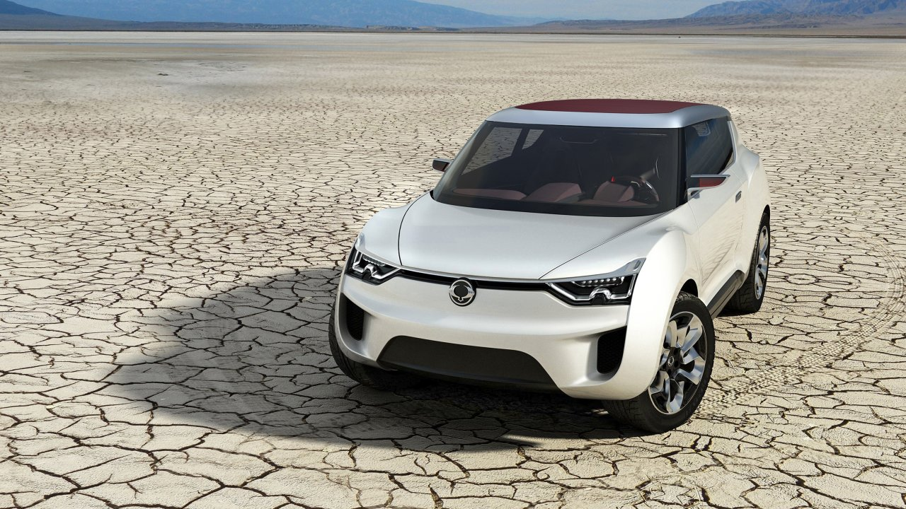 2019 SsangYong XIV 2 Concept photo - 5