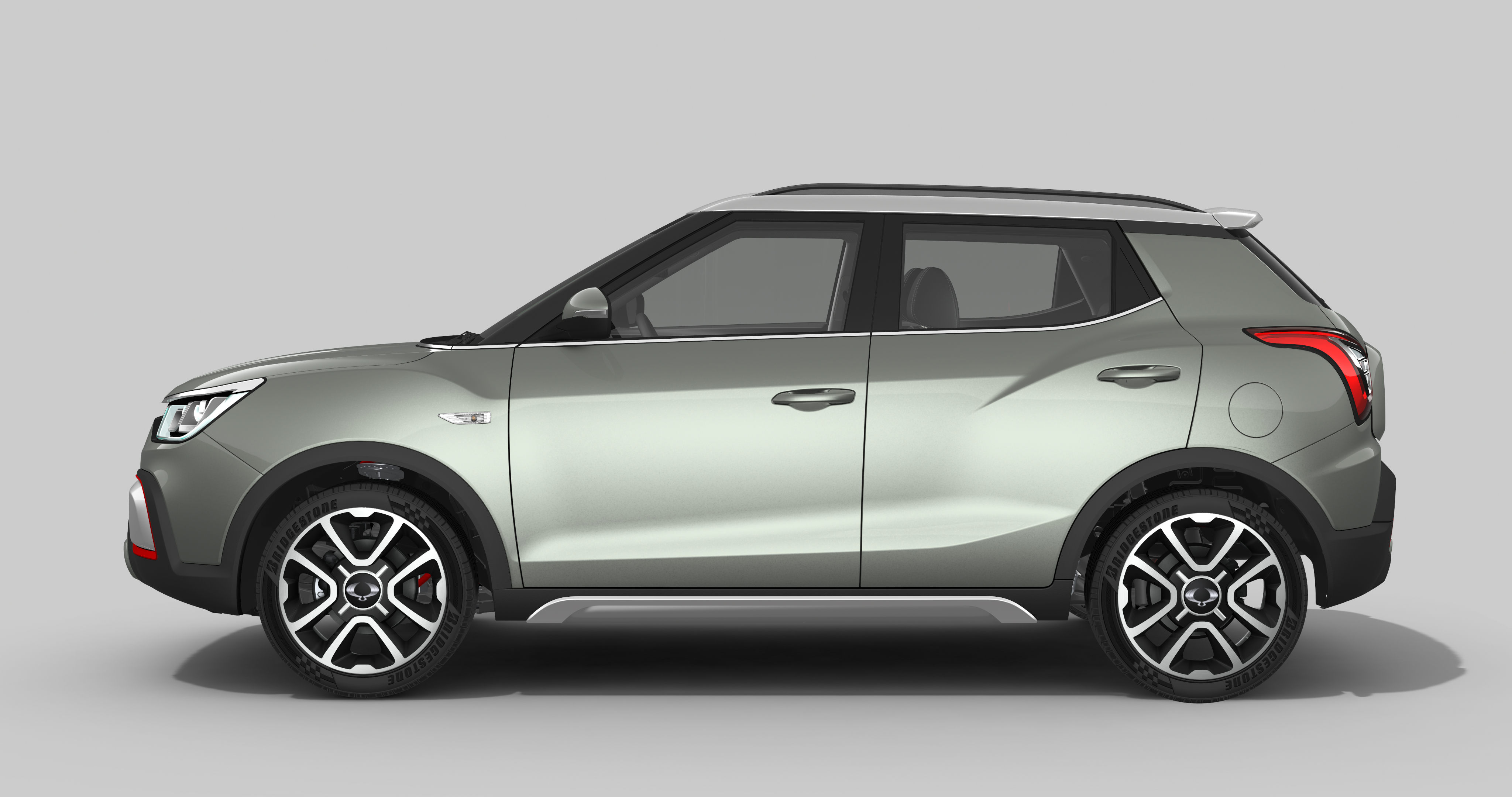 2019 SsangYong XIV 2 Concept photo - 6