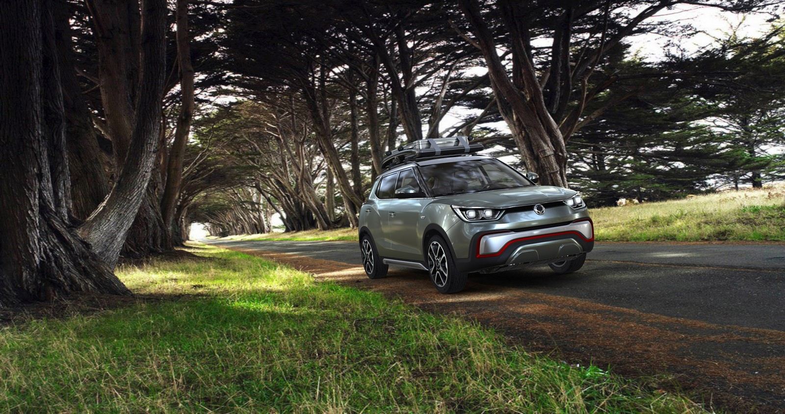 2019 SsangYong XIV Adventure Concept photo - 4