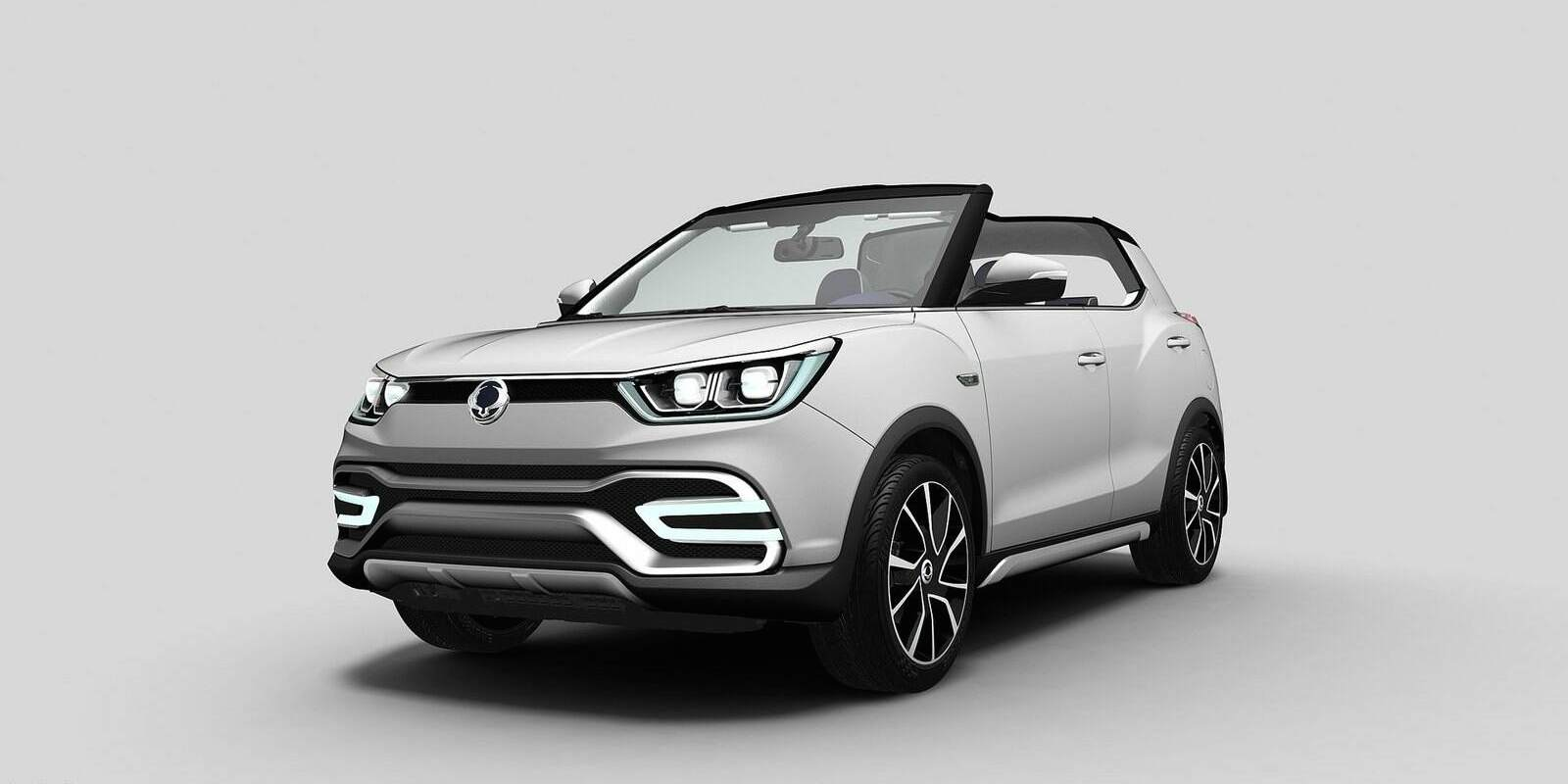 2019 SsangYong XIV Adventure Concept photo - 5