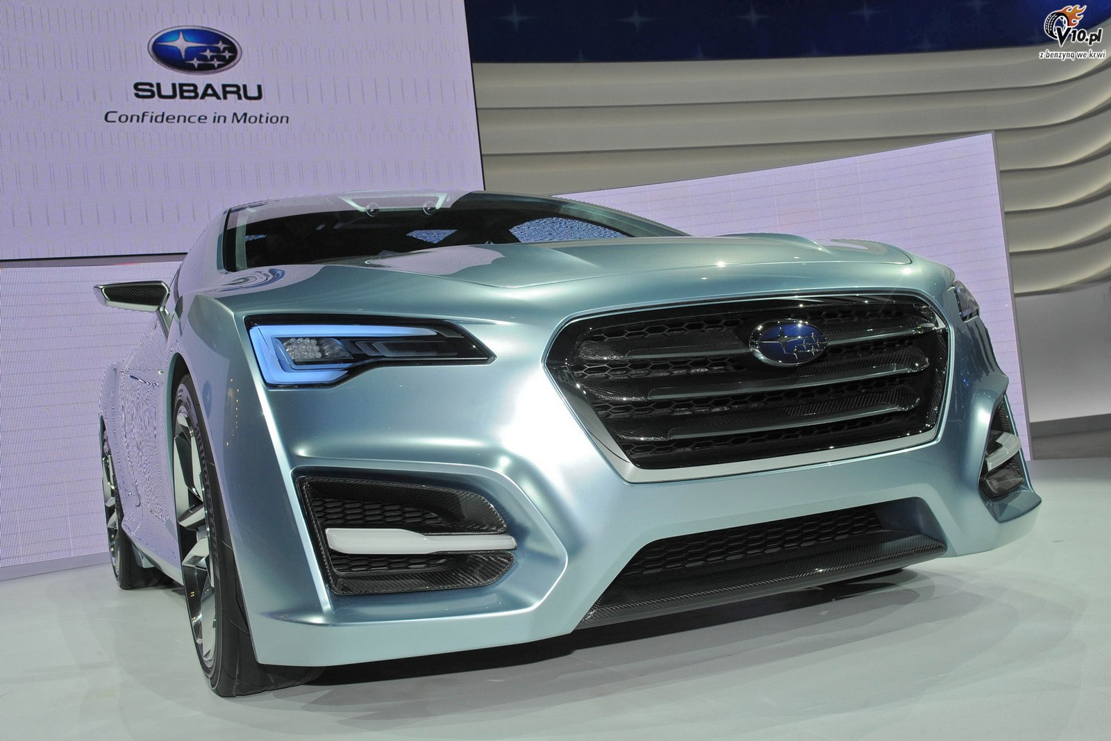2019 Subaru Advanced Tourer Concept photo - 2