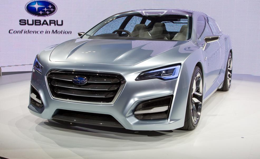 2019 Subaru Advanced Tourer Concept photo - 4