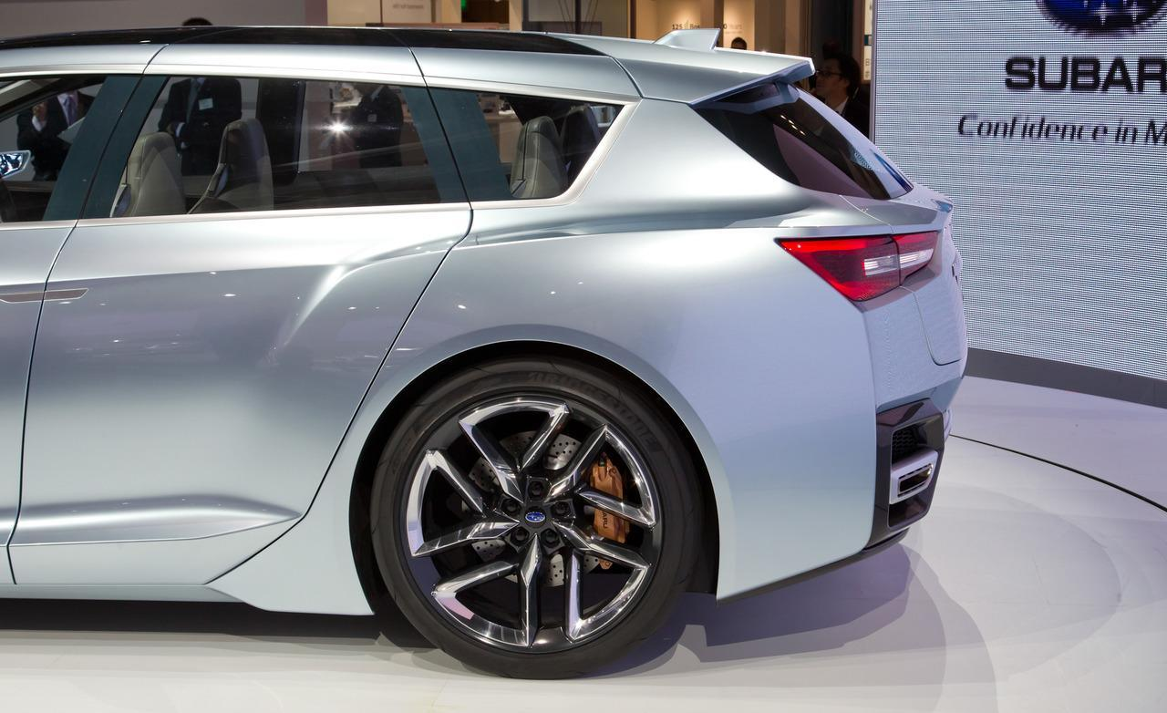 2019 Subaru Advanced Tourer Concept photo - 6