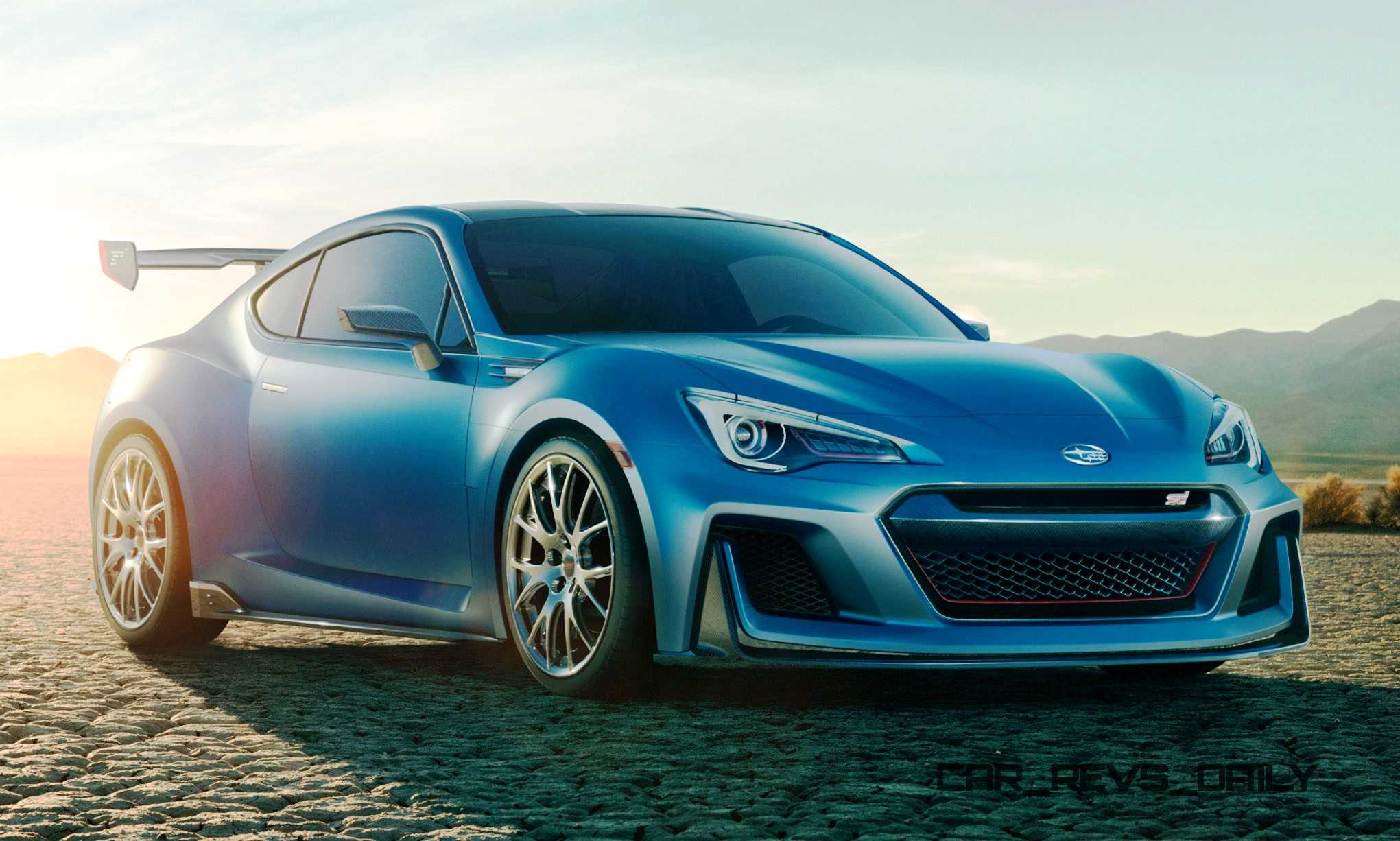 2019 Subaru BRZ STI Concept | Car Photos Catalog 2018