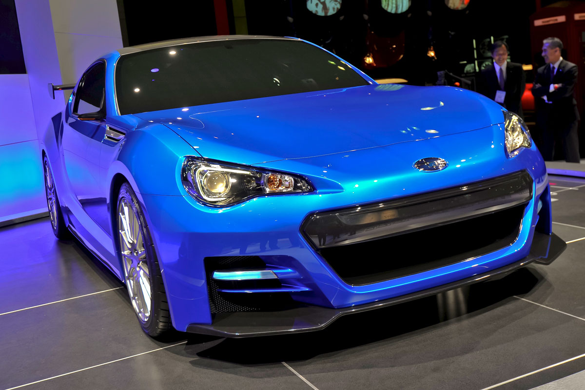 2019 Subaru BRZ STI Concept | Car Photos Catalog 2019