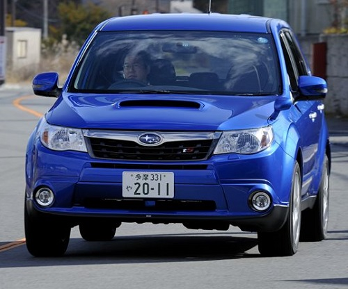2019 Subaru Forester STI photo - 3
