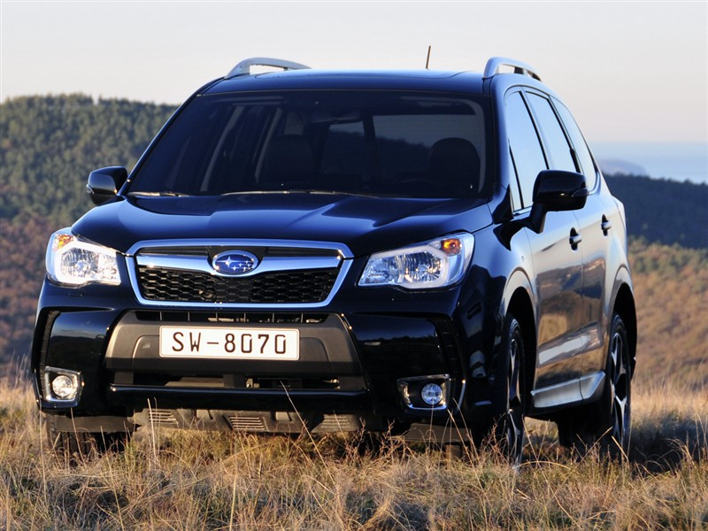 2019 Subaru Forester STI photo - 6