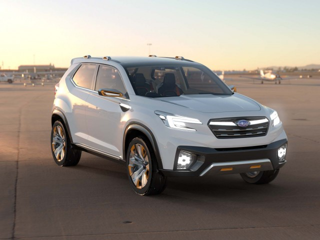 2019 Subaru Forester US Version photo - 4