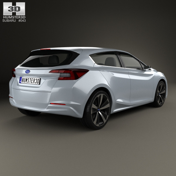 2019 Subaru Impreza 5 door photo - 4