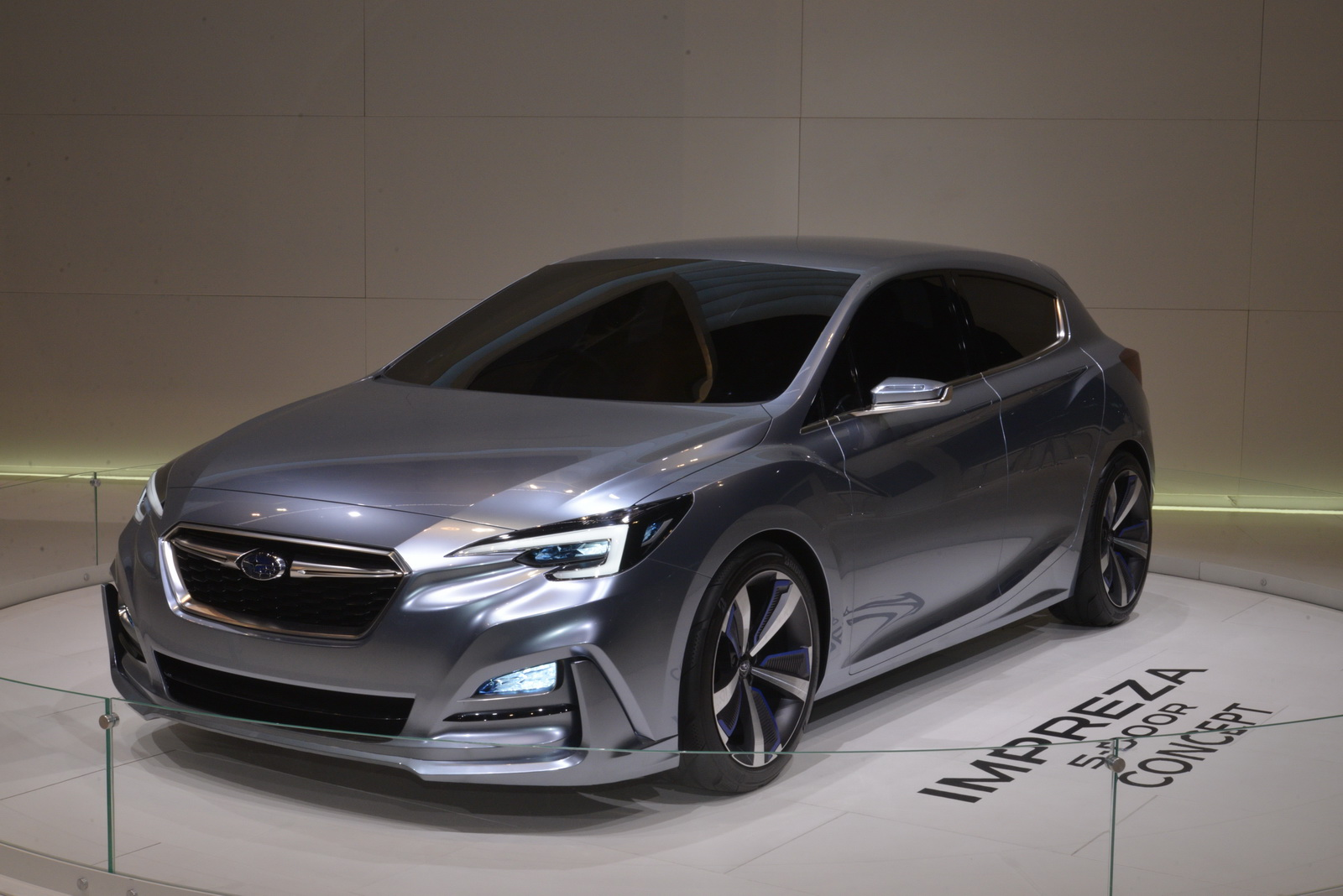 2019 Subaru Impreza 5 door photo - 6