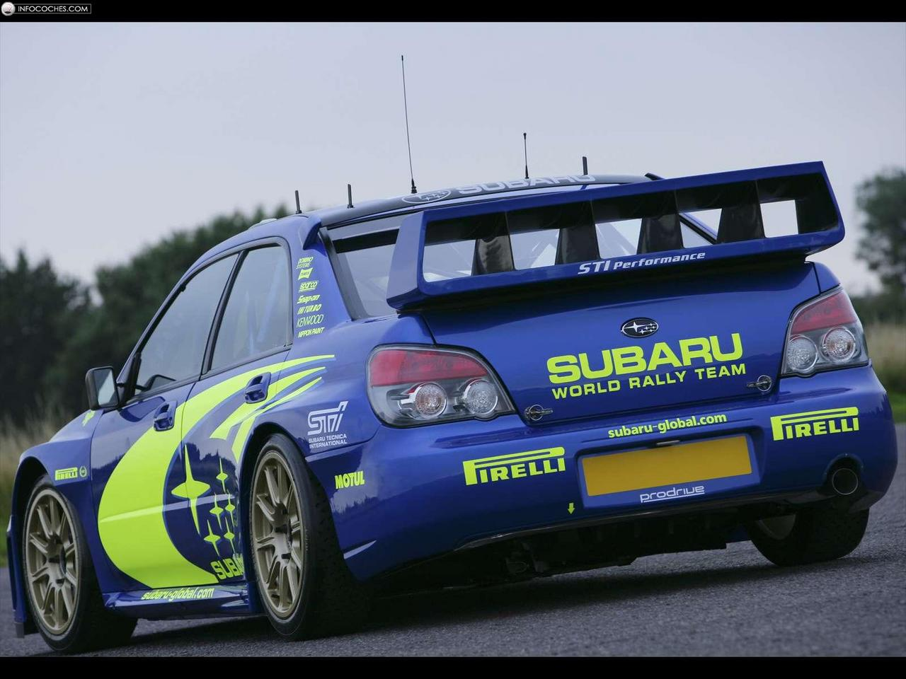 2019 Subaru Impreza WRC Prototype photo - 1
