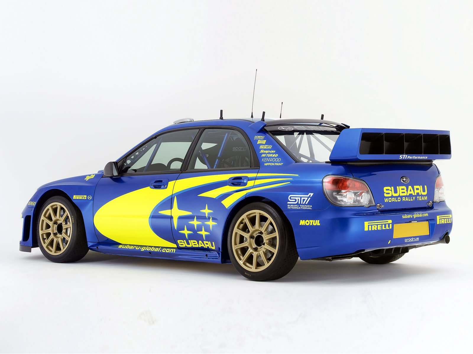 2019 Subaru Impreza WRC Prototype photo - 2