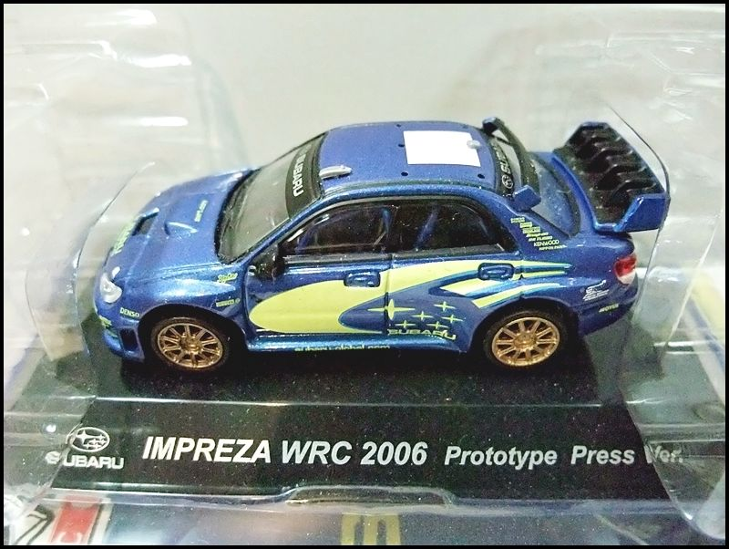 2019 Subaru Impreza WRC Prototype photo - 4