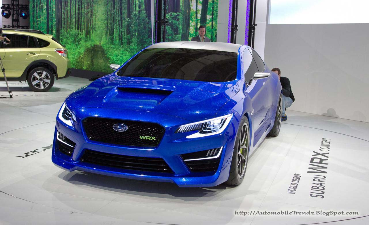 2019 Subaru Impreza WRX STI photo - 2
