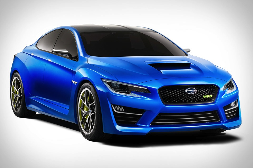 2019 Subaru Impreza WRX STI Carbon Concept photo - 6