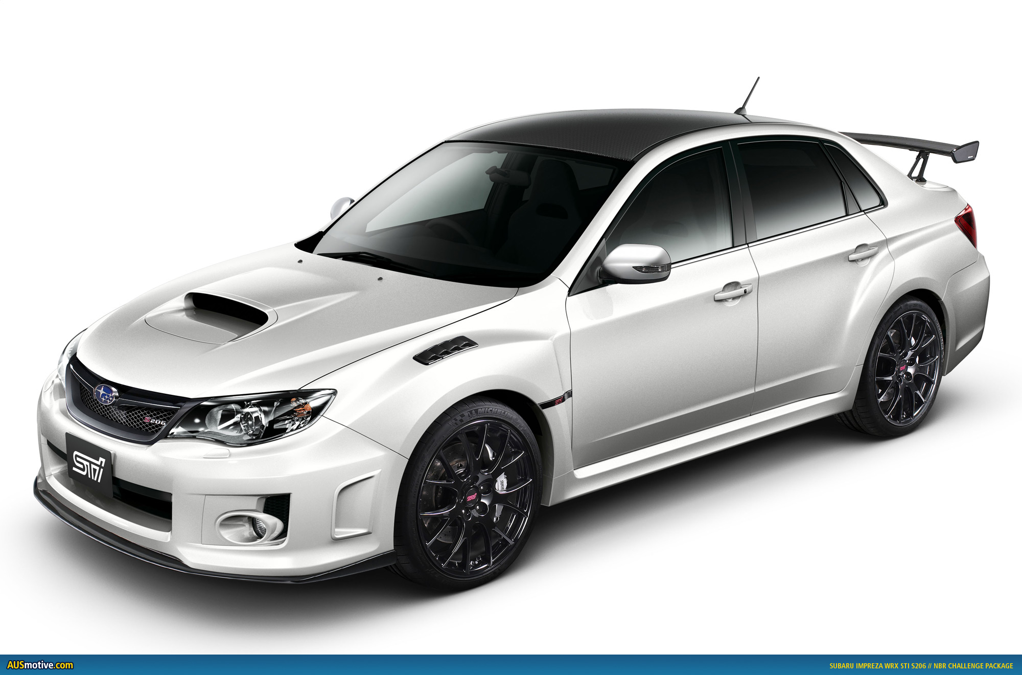 2019 Subaru Impreza WRX STI Special Edition photo - 1