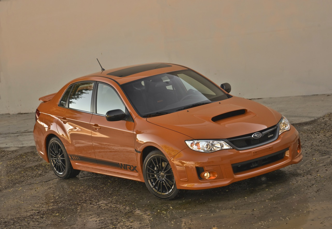 2019 Subaru Impreza WRX STI Special Edition photo - 2
