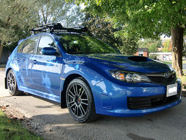 2019 Subaru Impreza WRX STI Special Edition photo - 3